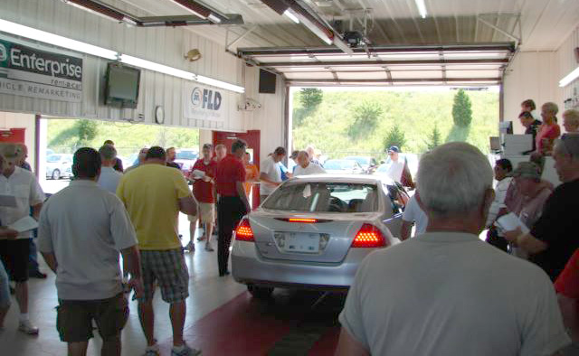 Morton Auto Auction