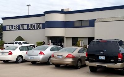 Dealers Auto Auction OKC